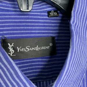 Yves Saint Laurent | Button Down Shirt